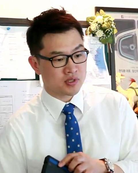 권익환 부산청년연맹 회장